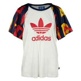 Remera adidas Originals , Mujer !!!