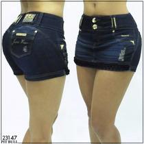 Short Saia Pit Bull Jeans Original Ref.23147