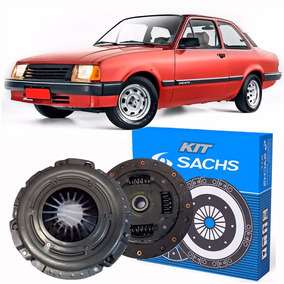 Kit Embreagem Sachs Chevette Dl 1.6 8v 200mm/14 Estrias