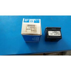 Relógio Digital S10 E Blazer 98 Á 2000 Original Gm 93275404