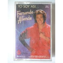 Fernando Allende Yo Soy Asi Kct Rarisimo! Envió Gratis!