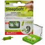 Protetor Auricular Alpine Sleepsoft P/ Dormir Ronco Barulho