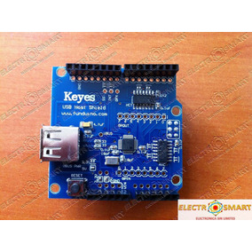 Usb Host Shield Compatible Con Arduino Uno Mega Due