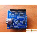 Usb Host Shield Compatible Con Arduino Uno Mega Due