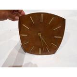Reloj De Pared Kienzle En Madera Aleman Imagen Retro