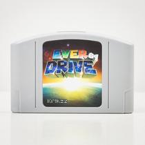 Cartucho Everdrive 64 V2.5 Original Krikzz N64 Nitendo 64