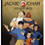 Jakie Chan Adventures Patch Play2