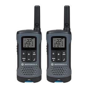 Radio De 2 Vías Motorola Talkabout T200mc Alcance Hasta 32km