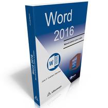 Ebook Word 2016 Manual Práctico Paso A Paso