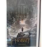 Póster Original Film The Hobbit La Desolación De Smaug