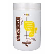 Mairibel Hidratação À Base De Milho + Óleo Argan+quinoa 1kg