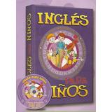 Libro Ingles Para Niños + Cd