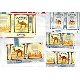 #103 Camel Marquillas Argentina, Usa Y Finlandia X30 Papel