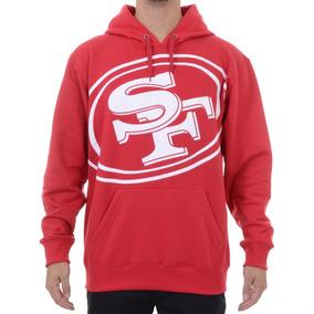 Moletom Masculino New Era New Performance San Francisco 49er