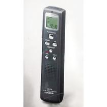 Gravador De Voz Digital Powerpack Dvr 860bk