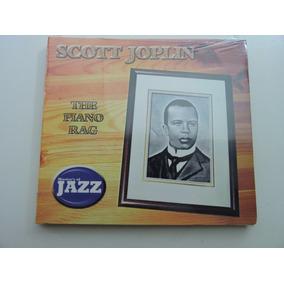 Cd - Scott Jopin - The Piano Rag (novo,original, Lacrado)
