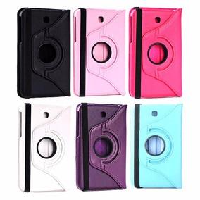 Capa Case Giratória Samsung Galaxy Tab3 7 T2110 + Pelicula