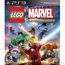 Lego Marvel Super Heroes Ps3 .: Ordex :.