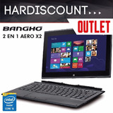 Tablet Notebook 2 En 1 Bangho Core I5 4gb Ssd 64gb Outlet