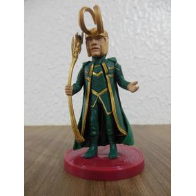 Boneco Loki A Era De Utron Avengers 2 8cm