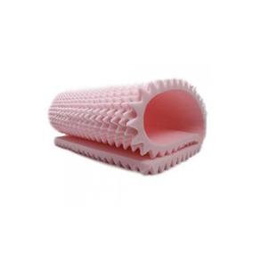 Colchão Caixa De Ovo Paropas Solteiro - Rosa D20