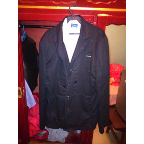 Saco Color Negro Marck