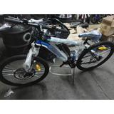 Bicicleta D Aluminio Frenos Disco Nuevas En Shimano Garantía