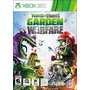 Plants Vs Zombies Xbox360 Nuevo Original Sellado. Colegiales