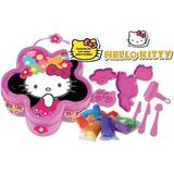 Juego De Masas Carterita Hello Kitty Moldes Y Herramientas