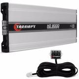 Modulo Amplificador Taramps Hd8000 1 Ohm 8000w Rms + Frete