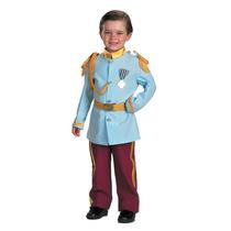 Disfraz Principe Encantador Disney Niño