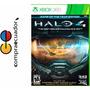 Halo 4 Game Of The Year Edition Xbox360 Disco Nuevo Sellado