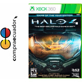 Halo 4 Game Of The Year Edition Xbox360 Disco Nuevo Sellado