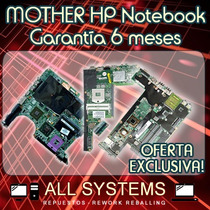 Mother Hp Mini 1000 Intel N270 On Board Num.parte517576-001