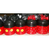 Cajitas Golosineras Mickey Y Minnie