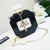 Bolsa Forma De Perfume Cute/kawaii Moda Asiática/japonesa