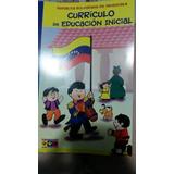 Curriculo De Educacion Inicial