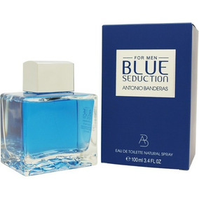Perfume Blue Seduction Caballero 100ml Original 100%