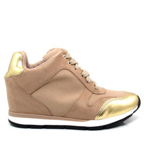 Tênis Sneaker Feminino Vizzano 1226100 Salto Embutido