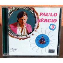 Cd Paulo Sérgio 3 - O Amanhã Espera Por Nós Dois, Estou Só