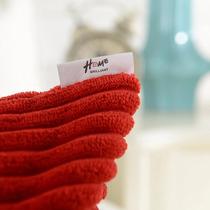 Funda Para Cojin 18 X 18 Pulgadas Color Rojo