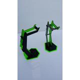 Soporte Para Audífonos Razer Stand Headphone Porta Gamer Cm