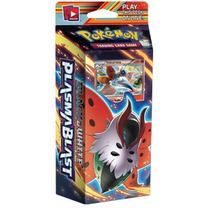 Pokemon Plasma Blast Solar Strike Theme Deck