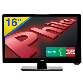 Tv Led 16 Philco Hd Com Conversor Digital - Ph16d10d