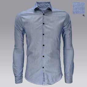 Camisa Eco-casual Tacto Seda Cgd136f163