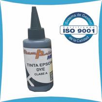 Tinta Dye Para Impresora Epson 100 Ml Colores Clase A
