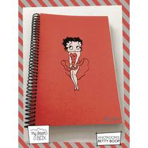 10 Anotadores Personalizado 40 Hojas Souvenir Betty Boop