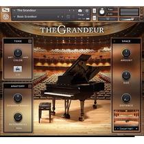The Grandeur Piano Realista Kontakt Samples Libreria Vst