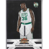 2010-11 Panini Threads Jersey Shaquille O