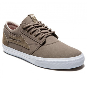 Zapatilla Lakai Griffin Walnut Canvas